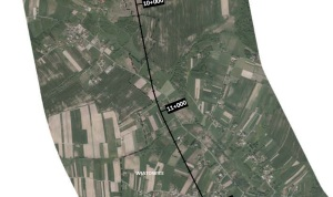 Zdjęcie nr 2 - linia kolejowa przez gminę Gdów