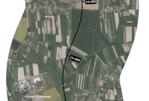 Zdjęcie nr 4 - linia kolejowa przez gmine Gdów
