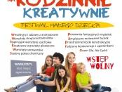 KLAJ plakat A2 festiwal mlodego dziecka