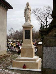 Kusionowicz Grave Restored