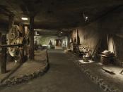 Wystawa w  w komorze Russegger II w ekspozycji pdziemnej Muzeum Żup Krakowskich (3)