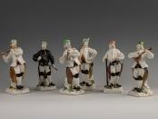 Górnicy z porcelany, Miśnia, fot. D. Kołakowski'