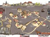 Mapka Muzeum w kopalni