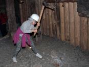 Lato w Muzeum, I ty możesz zostać górnikiem, fot. L. Kostuś (13)